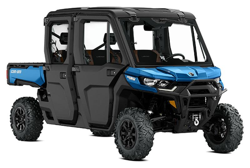 2021 Can-Am Defender Max Limited HD10 in Wilmington, Illinois