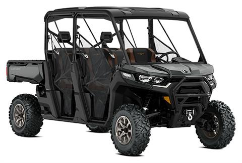 2021 Can-Am Defender MAX Lone Star HD10 in Barre, Massachusetts