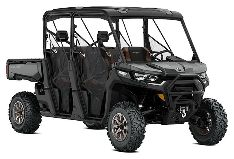2021 Can-Am Defender MAX Lone Star HD10 in Honesdale, Pennsylvania - Photo 1