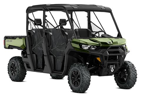 2021 Can-Am Defender MAX XT HD10 in Cottonwood, Idaho