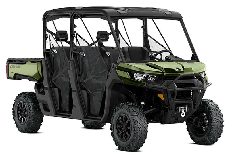 2021 Can-Am Defender MAX XT HD10 in Saint Johnsbury, Vermont