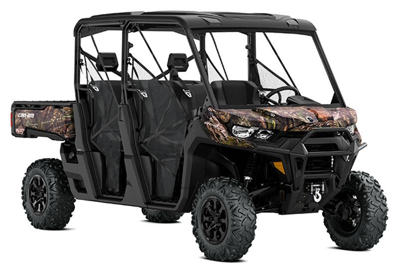 2021 Can-Am Defender MAX XT HD10 in Barre, Massachusetts