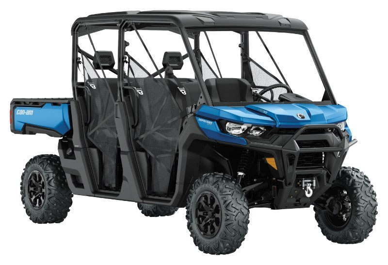 2021 Can-Am Defender MAX XT HD10 in Clinton Township, Michigan