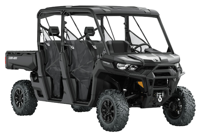 2021 Can-Am Defender MAX XT HD10 in Shawnee, Oklahoma