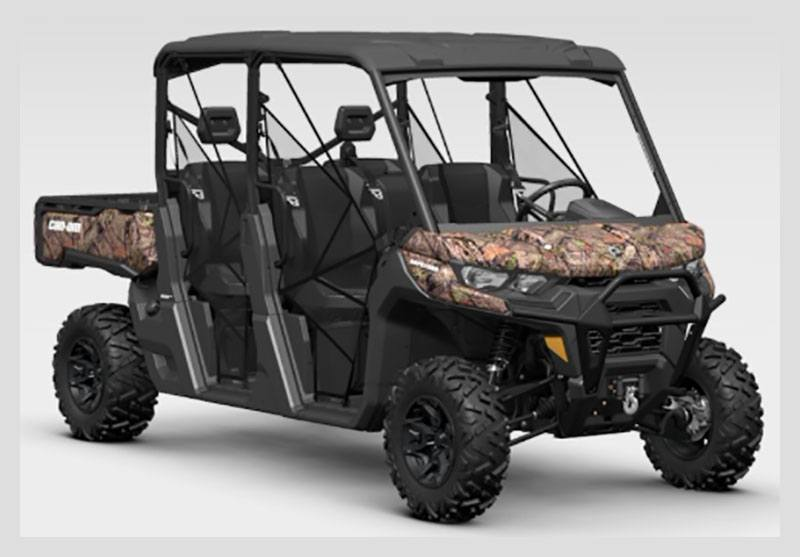 2021 Can-Am Defender MAX XT HD8 in Oklahoma City, Oklahoma