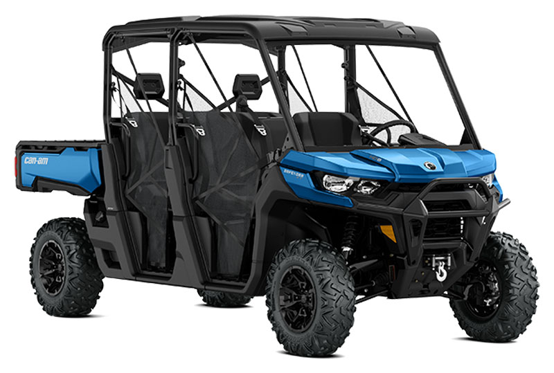 2021 Can-Am Defender MAX XT HD8 in Woodruff, Wisconsin