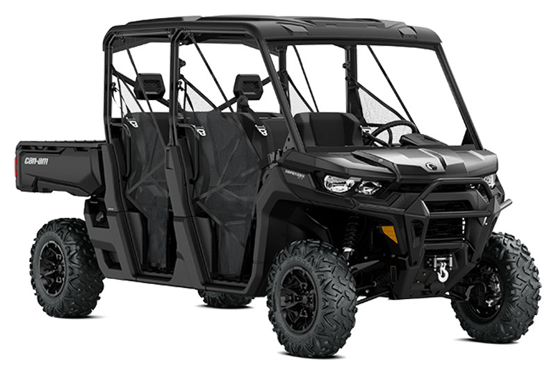 2021 Can-Am Defender MAX XT HD8 in Jones, Oklahoma