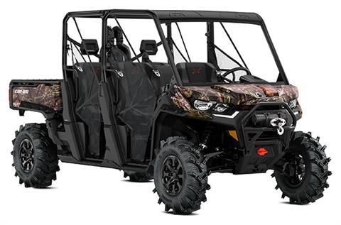 2021 Can-Am Defender MAX X MR HD10 in Woodruff, Wisconsin