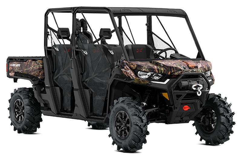 2021 Can-Am Defender MAX X MR HD10 in Bennington, Vermont - Photo 1