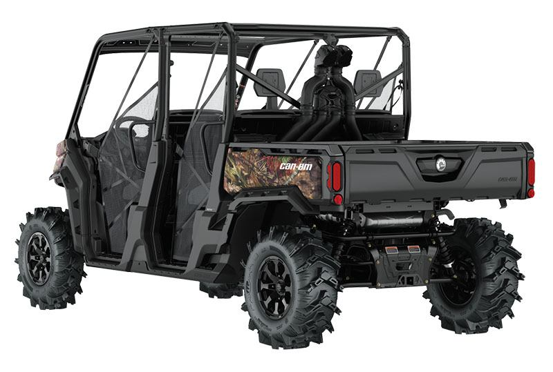 2021 Can-Am Defender MAX X MR HD10 in Bozeman, Montana - Photo 2
