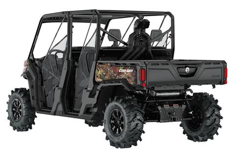 2021 Can-Am Defender MAX X MR HD10 in Waterbury, Connecticut - Photo 2
