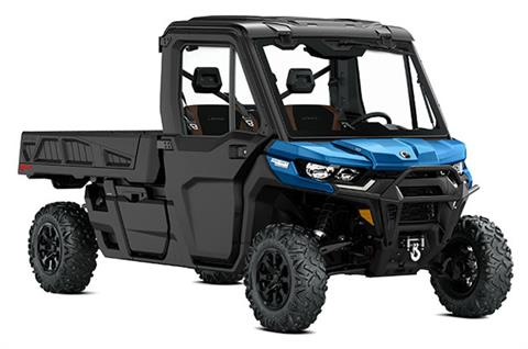 2021 Can-Am Defender Pro Limited HD10 in Lancaster, New Hampshire