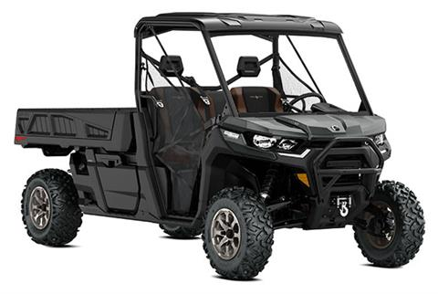 2021 Can-Am Defender Pro Lone Star HD10 in Bennington, Vermont