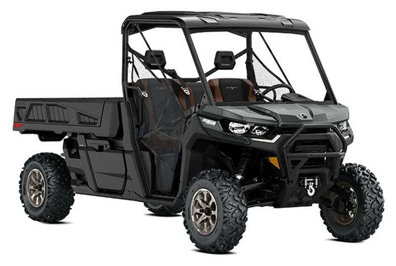 2021 Can-Am Defender Pro Lone Star HD10 in Concord, New Hampshire