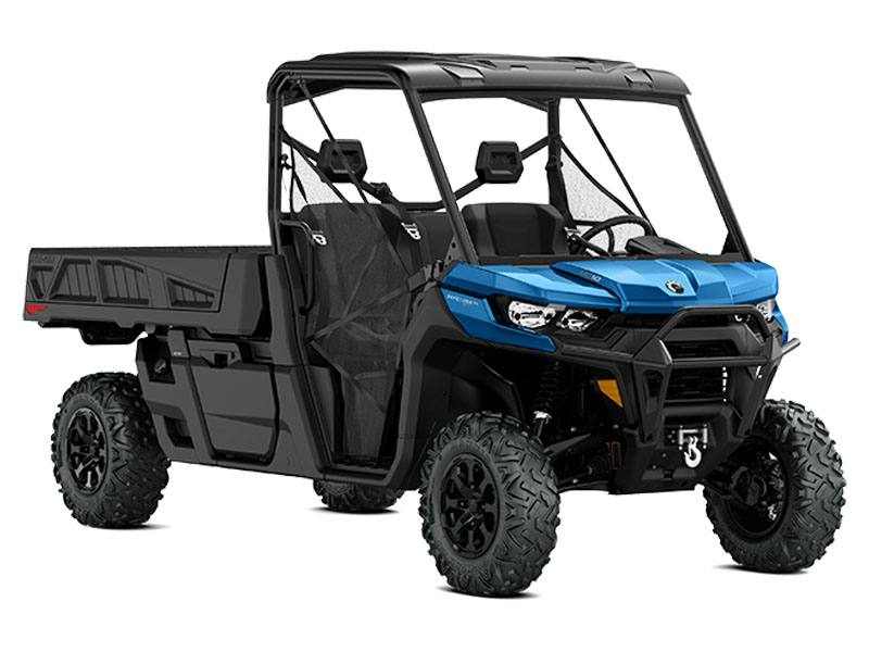 2021 Can-Am Defender Pro XT HD10 in Hillman, Michigan
