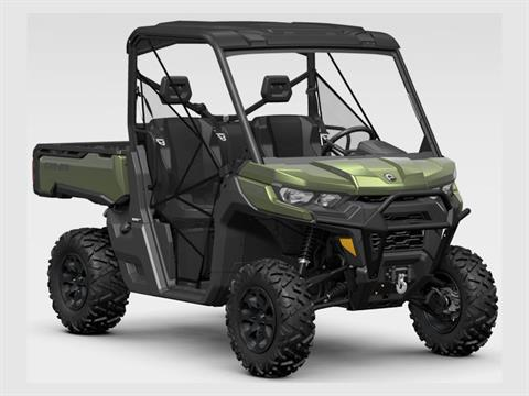 2021 Can-Am Defender XT HD10 in Barre, Massachusetts