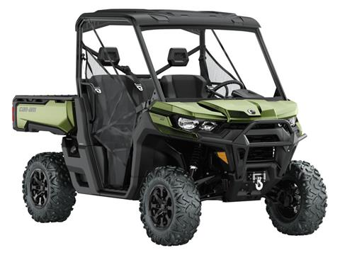 2021 Can-Am Defender XT HD10 in Woodruff, Wisconsin