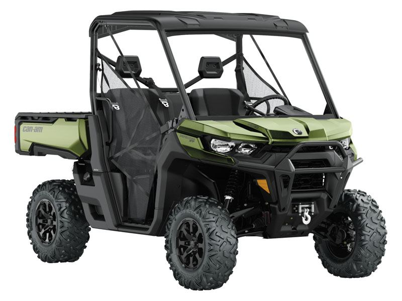 2021 Can-Am Defender XT HD10 in Wasilla, Alaska