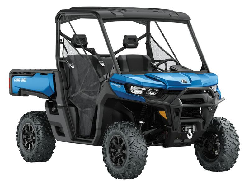 2021 Can-Am Defender XT HD10 in Canton, Ohio