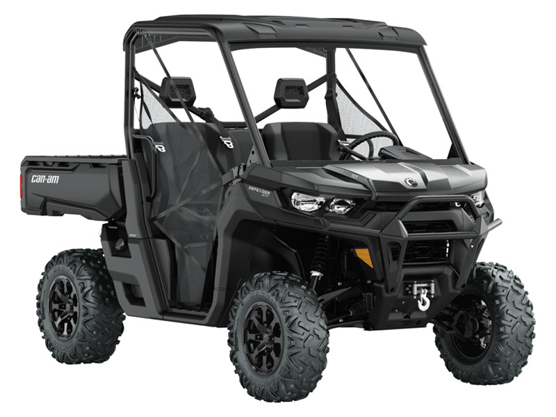 2021 Can-Am Defender XT HD10 in Derby, Vermont
