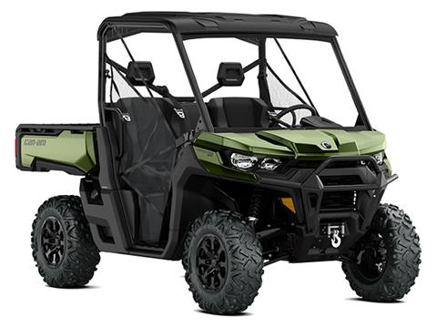 2021 Can-Am Defender XT HD8 in Woodruff, Wisconsin