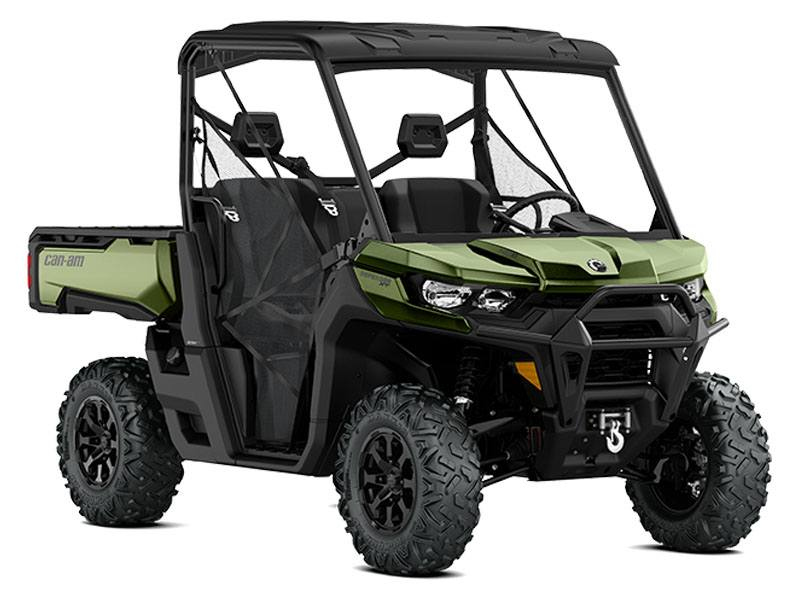 2021 Can-Am Defender XT HD8 in Brilliant, Ohio