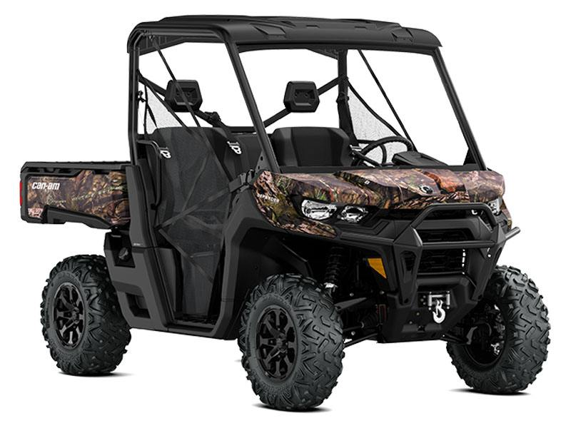 2021 Can-Am Defender XT HD8 in Woodruff, Wisconsin - Photo 1