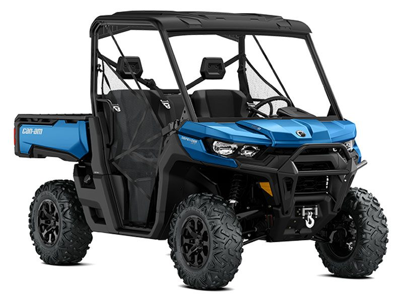 2021 Can-Am Defender XT HD8 in Clinton Township, Michigan