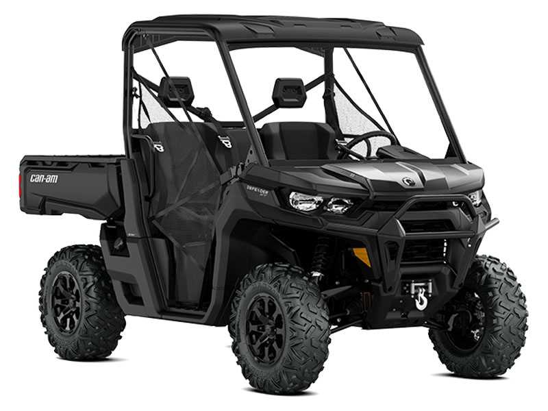 2021 Can-Am Defender XT HD8 in Bennington, Vermont