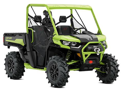 2021 Can-Am Defender X MR HD10 in Woodruff, Wisconsin