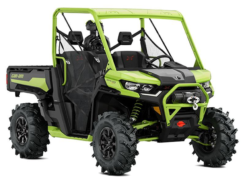 2021 Can-Am Defender X MR HD10 in Wilkes Barre, Pennsylvania - Photo 1