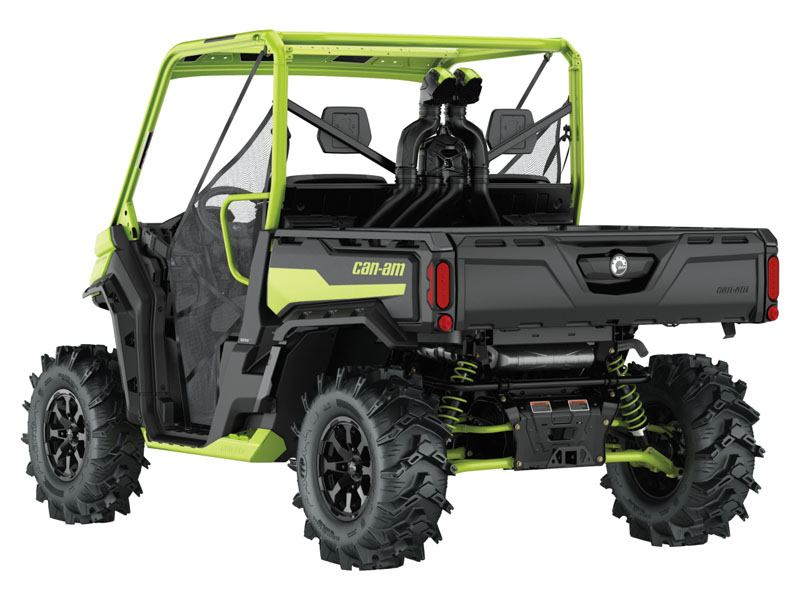 2021 Can-Am Defender X MR HD10 in Cottonwood, Idaho - Photo 2