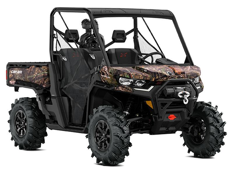 2021 Can-Am Defender X MR HD10 in Wilmington, Illinois