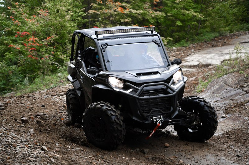 2021 Can-Am Commander MAX DPS 1000R in Bennington, Vermont - Photo 4