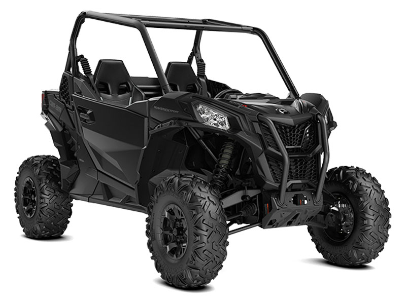 2021 Can-Am Maverick Sport DPS 1000R in Land O Lakes, Wisconsin