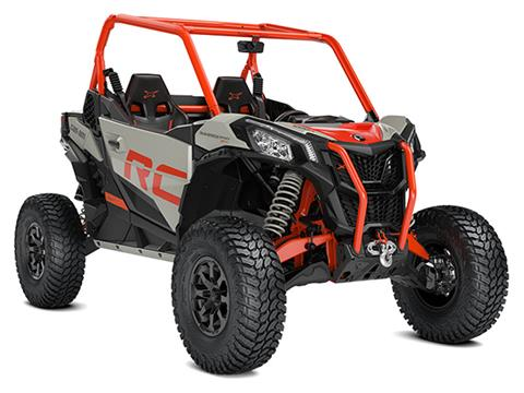 2021 Can-Am Maverick Sport X RC 1000R in Colebrook, New Hampshire