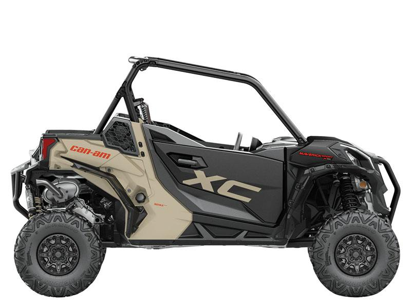 2021 Can-Am Maverick Sport X XC 1000R in Acampo, California - Photo 3