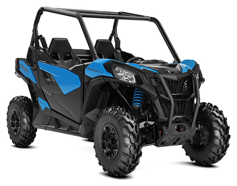 2021 Can-Am Maverick Trail DPS 1000 in Land O Lakes, Wisconsin