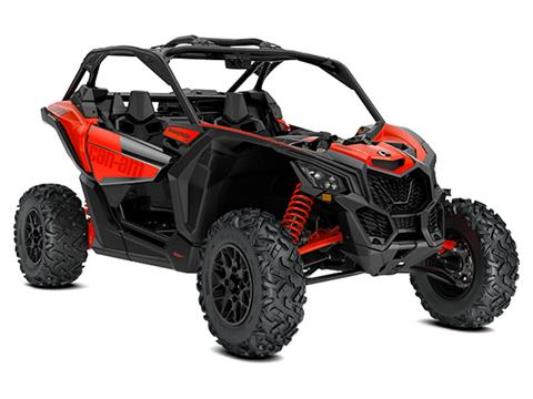 2021 Can-Am Maverick X3 DS Turbo in Barre, Massachusetts