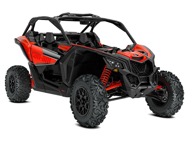 2021 Can-Am Maverick X3 DS Turbo in Ames, Iowa