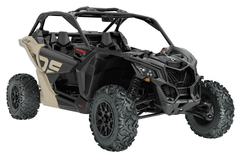 2021 Can-Am Maverick X3 DS Turbo in Woodruff, Wisconsin