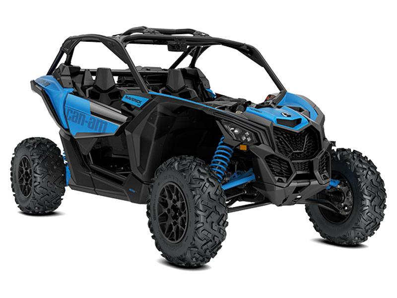 2021 Can-Am Maverick X3 DS Turbo in Enfield, Connecticut