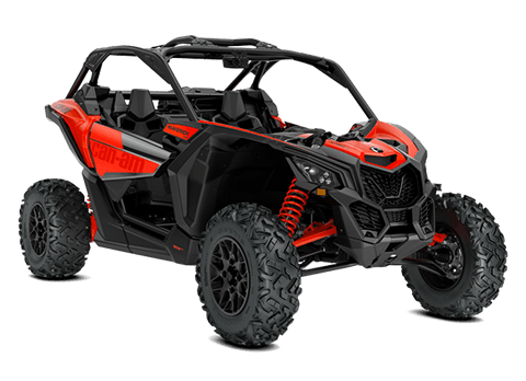 2021 Can-Am Maverick X3 DS Turbo R in Cottonwood, Idaho