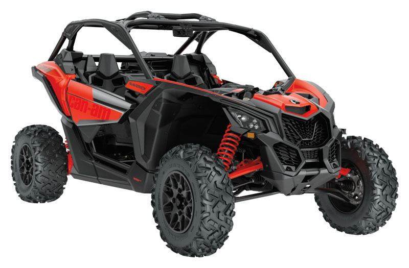 2021 Can-Am Maverick X3 DS Turbo R in Cottonwood, Idaho - Photo 1