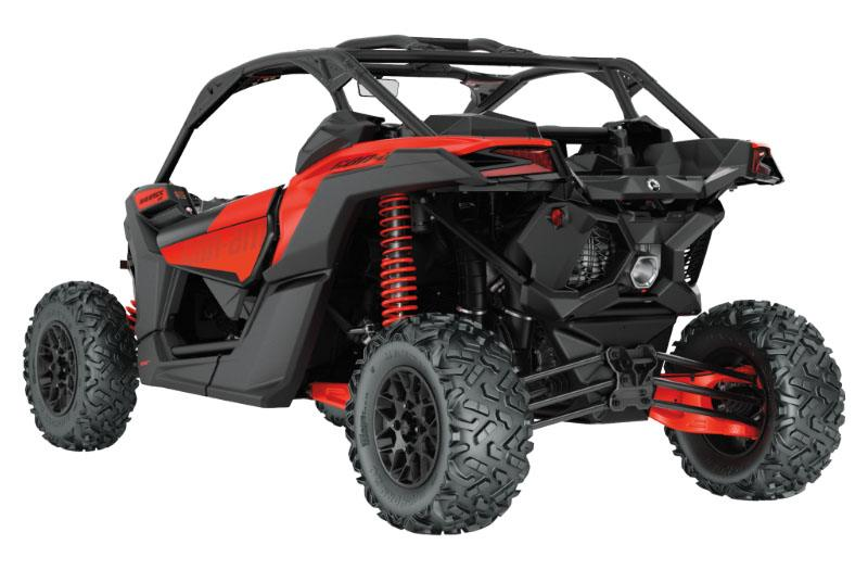 2021 Can-Am Maverick X3 DS Turbo R in Brenham, Texas - Photo 2