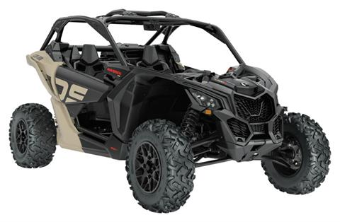 2021 Can-Am Maverick X3 DS Turbo R in Land O Lakes, Wisconsin