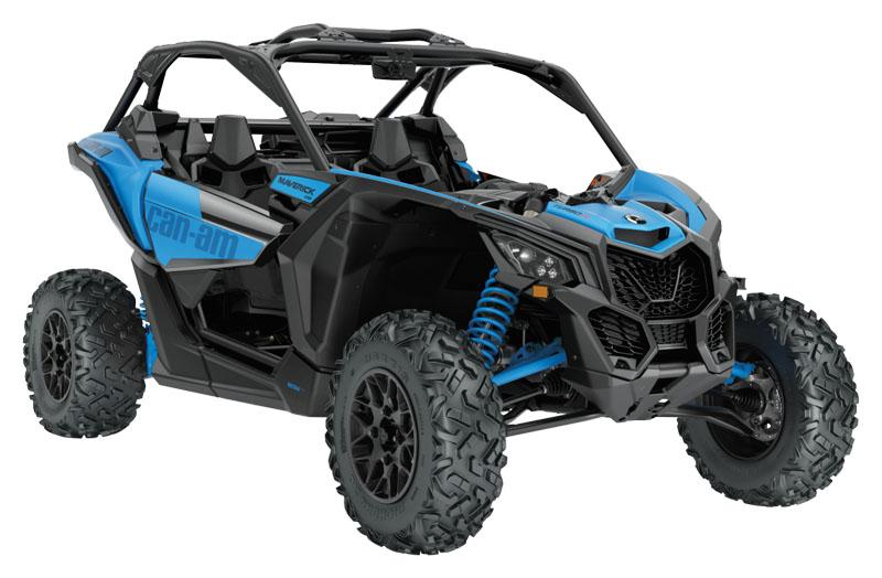 2021 Can-Am Maverick X3 DS Turbo R in Bennington, Vermont