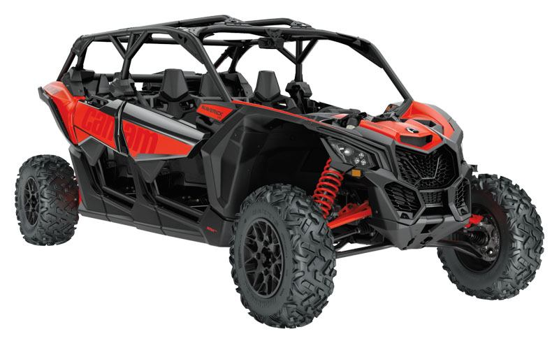 2021 Can-Am Maverick X3 MAX DS Turbo in Presque Isle, Maine - Photo 1