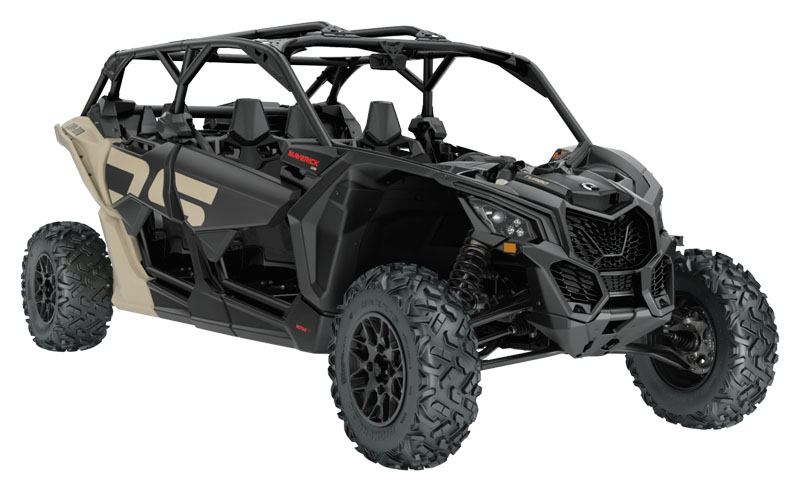 2021 Can-Am Maverick X3 MAX DS Turbo in Ontario, California - Photo 5