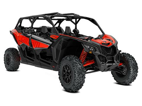 2021 Can-Am Maverick X3 MAX DS Turbo R in Barre, Massachusetts